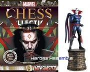 Marvel Chess Collection #53 Mr Sinister Eaglemoss Publications